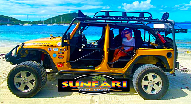 All About Sunfari Adventures In St. Thomas