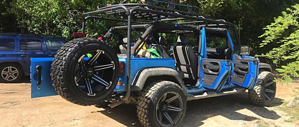 Discount Jeep Rentals In St. Thomas And St. John | Let The Fun Begin!|  Virgin Islands Adventure Rentals